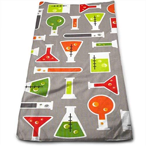DLing Science Fair Test Baumwoll-Badetücher für Hotel-Spa-Pool-Gym-Badezimmer - Superweiche saugf?hige ringgesponnene Handtücher