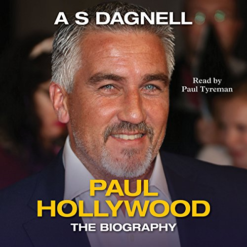 Paul Hollywood: The Biography audiobook cover art