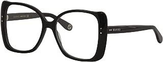 Eyeglasses Gucci GG 0473 O- 001 BLACK /
