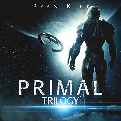 Primal Trilogy audiobook cover art