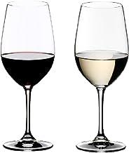 [正規品] RIEDEL リーデル ワイングラス ペアセット ヴィノム ジンファンデル(赤)/リースリング・グラン・クリュ(白)ワイングラス 400ml 6416/15