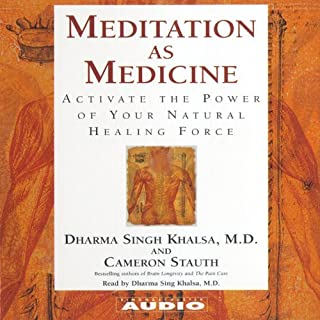 Meditation as Medicine cover art