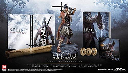 Sekiro : Shadows Die Twice - édition collector