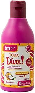 Condicionador Toda Diva, Beleza Natural, 300ml