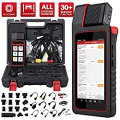 [All System Diagnostic Tool for 10000+ Car Models]: Launch x431 diagun v car diagnostic tool is the upgrade version of launch x431 diagun iv, it can work for all system of car such as Engine, ABS, SRS, Transmission, Brake system, Emission system, Wip...