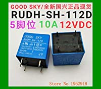 1PC RUDH-SH-112D 12V 10A 5
