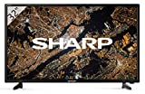 Sharp LC-32HG5242E - Smart TV de 32' (resolución 1368 x 720, 3X HDMI, 2X USB, Active Motion 200) Color Negro