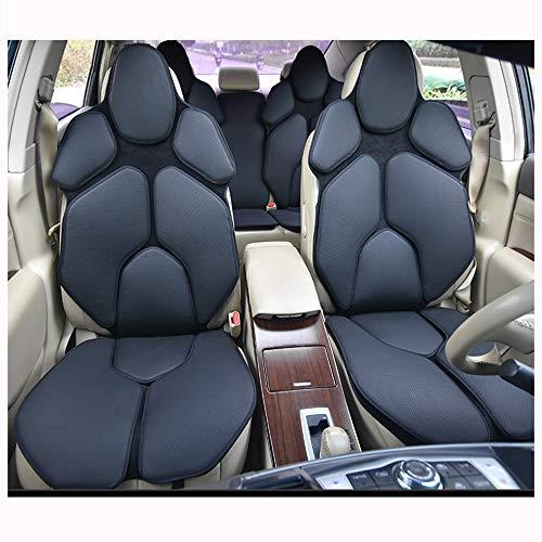 ZMCOV Kompatibel Mit Personality Auto-Sitzkissen, Atmungsaktiv, Angenehm Auf Der Haut, Fit Nur Installation Für Eine Person Ohne Hilfe, InfinitiQ50,Q70,Q70L,QX30,H