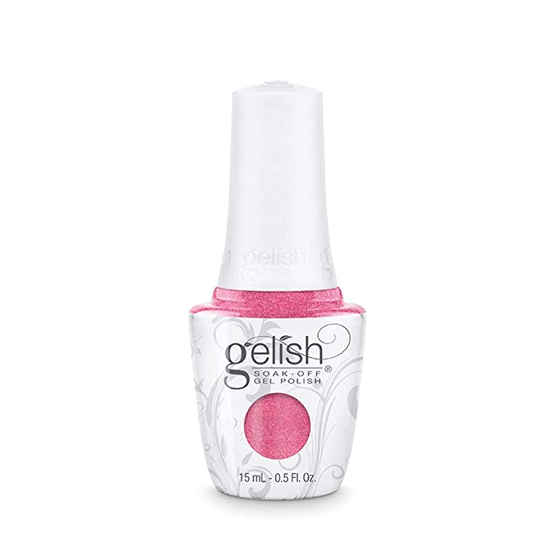 語フェッチスプーンHarmony Gelish Gel Polish - Tutti Frutti - 0.5oz / 15ml