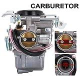 AnXin Carburador Carburador 28mm Para Suzuki GS200 GN200 QM200GY GY200 Motocicleta
