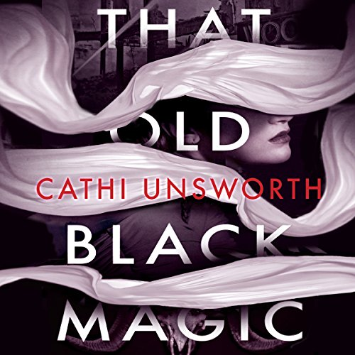 That Old Black Magic audiobook cover art