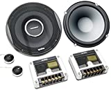 Infinity Reference 6500CX 6-1/2' (165mm) two-way car audio component loudspeaker system