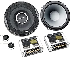 "Top 10 Best Car Speakers Review - Infinity Reference 6500CX 6-1/2"" (165mm) two-way car audio component loudspeaker system"