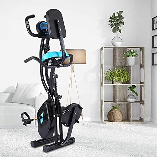 ANCHEER Bicicletas estáticas y de spinning