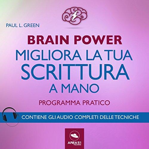 Brain Power: Migliora la tua scrittura a mano audiobook cover art