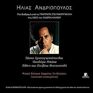 Mia Diadromi Apo Ta Grammata Sto Makrygianni Stis Odes Tou Andrea Kalvou (Live at the Little Theatre of Ancient Epidaurus)