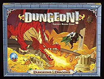 Wizards of the Coast Dungeons and Dragons Dungeon! Fantasy Board Game