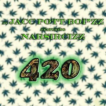 """Jacc Pott Boi""""zz (feat. Narsircizz)"""