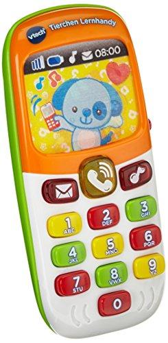 VTech Baby 80–138104 – Téléphone Animal