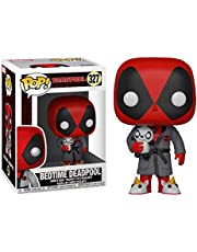 Funko Pop! Marvel: Deadpool Playtime in Robe, Action Figure - 31118