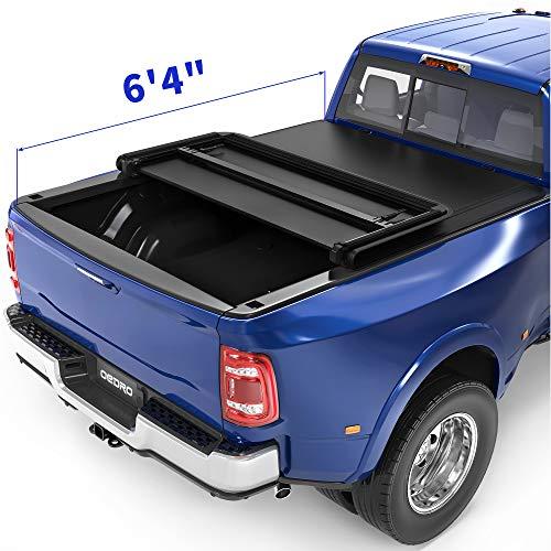 oEdRo Tri-Fold Truck Bed Tonneau Cover...