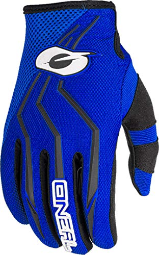 0392-008 - Guantes de motocross Oneal Element 2018, talla S, color azul oscuro