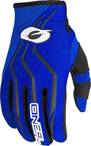 0392-008 - Guantes de motocross Oneal Element 2018, talla S, color azul oscuro