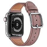 Mnbvcxz, Uhrenarmbänder, kompatibel mit der Apple Watch, 38 mm, 40 mm, 42 mm, 44 mm, Band aus...