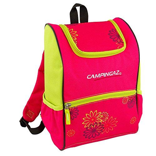 Campingaz Pink Daisy Day Backpack - Nevera flexible, 9 l