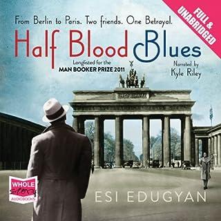 Half Blood Blues cover art