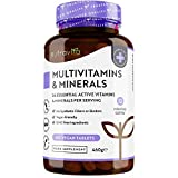 Daily Multivitamins Review and Comparison