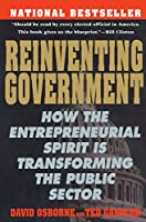 Reinventing Government: The Five Strategies for Reinventing Government (Plume)
