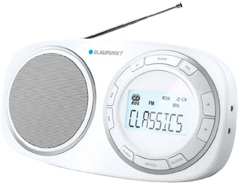 Blaupunkt BSD-9001 Table-Top Multi-Band digital Radio mit Netzteil