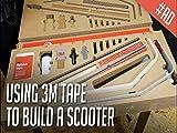 Testing Three M Tm Vhb Tm Tape To Build A Scooter