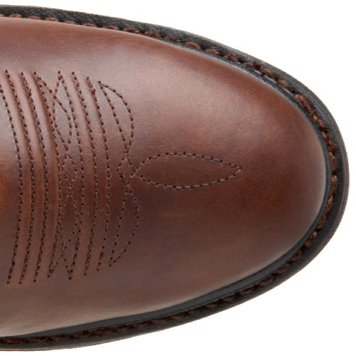 ARIAT - Chaussures de Travail Western pour Hommes Workhog, 41 W EU, Rugged Bark