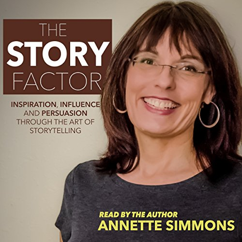 The Story Factor audiobook cover art