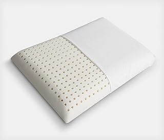 GR Almohada de látex de tamaño estándar de Calidad Tradicional, con Forma de Peluche Extremo, Super cómodo, Antibacteriano y antialérgico, por RG Products