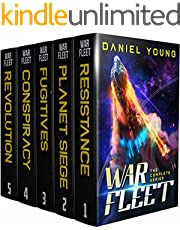 War Fleet: The Complete Series (Books 1-5) (Complete Series Box Sets) (English Edition)