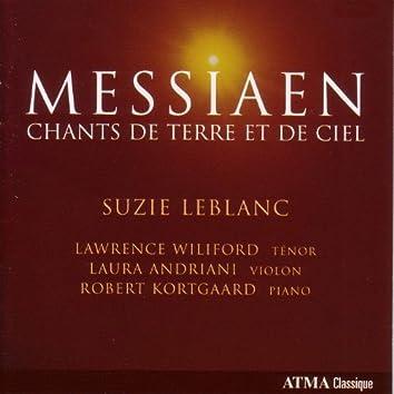 Messiaen, O.: Chants De Terre Et De Ciel / 3 Melodies / La Mort Du Nombre / Theme and Variations