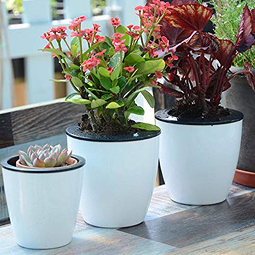 TUAN Watering Bloem Planten Pot Zet In Vloer Irrigatie Voor Tuin Huis Decoratie Tuinieren