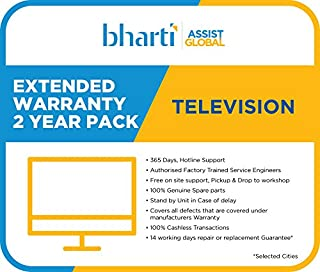 Bharti Assist Global Private Limited 2 Years Extended Warranty for TV