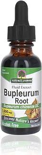 Nature's Answer Bupleurum Root Bupleurum Chinense - Natural Herbal Supplement - Gluten Alcohol-Free - Ideal for Liver Immu...