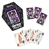Disney Theme Park Exclusive Haunted Mansion Glow in the Dark Playing Cards