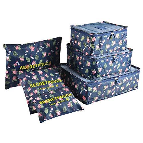 Organizador Maleta Packing Cubes