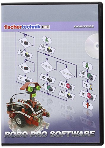 fischertechnik COMPUTING ROBO Pro Software - 93296