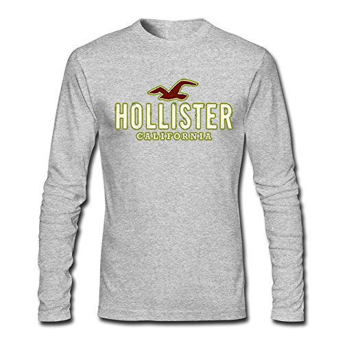 Hollister Co Graphic For Mens Long Sleeves Outlet