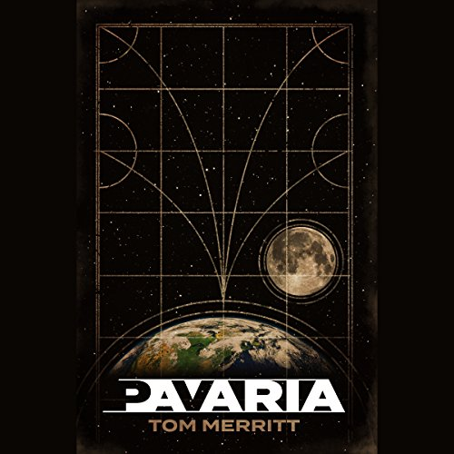 Pavaria audiobook cover art