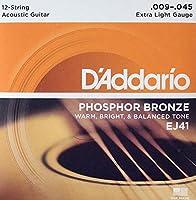 D'Addario EJ41/12-String×5SET