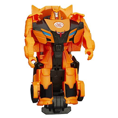 Transformers Robots in Disguise One-Step Figura Cambiadores Autobot Drift Acción (B1730)