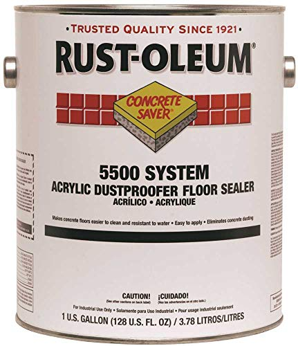 RUSTOLEUM GIDDS-137058 Concrete Saver 5500 System